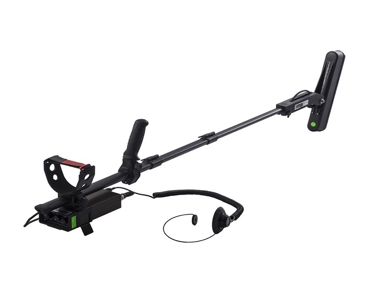 EBINGER-SECON TREX 204 Metal Detector