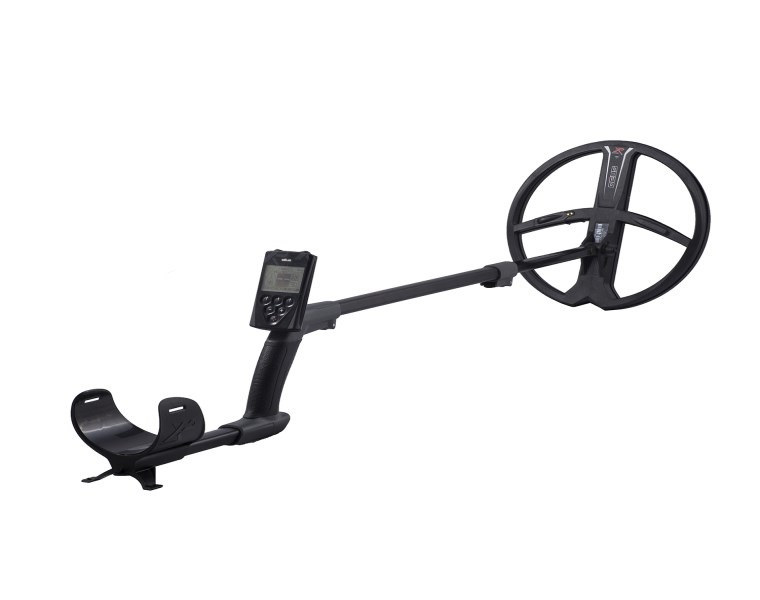 XPLORER XP Deus Metal Detector - Full with wireless headphone WS4, RC and coil 28 cm