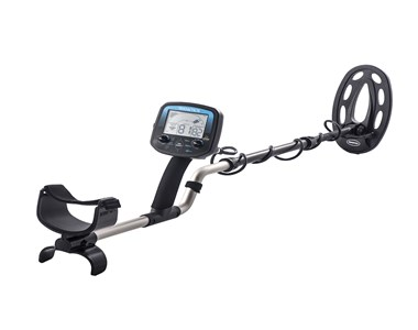 "TEKNETICS OMEGA Metal Detector With 10"" Coil   VLF"