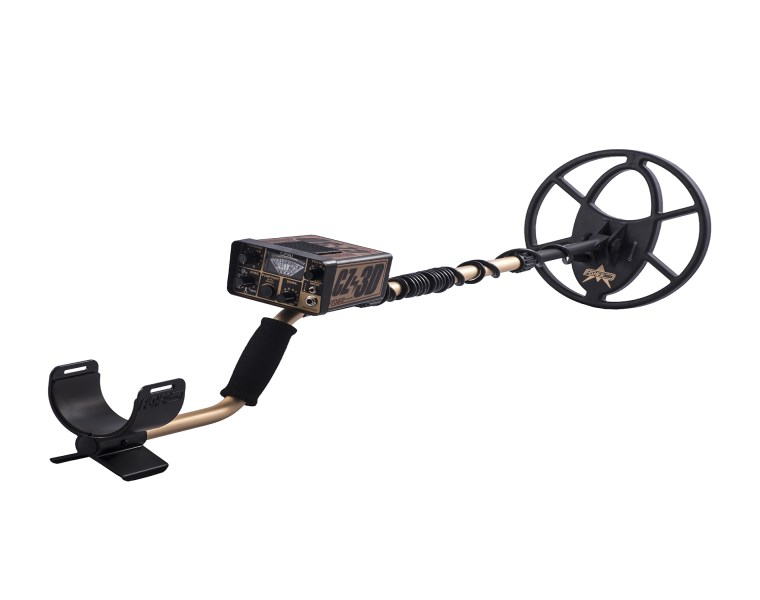 CZ3D-10 Target ID Metal Detector With 10'' Coil