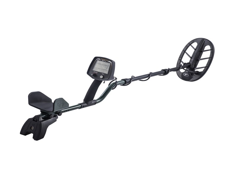 TEKNETICS T2+ Metal Detector (With 5''DD and 11''DD Coıl) headphone and battery charger) VLF