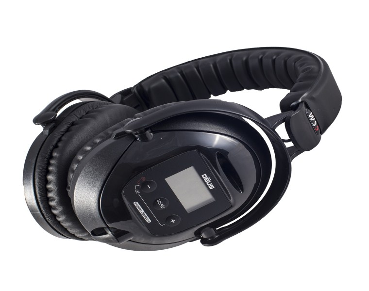 XP DEUS WS 5 Wireless Headphone