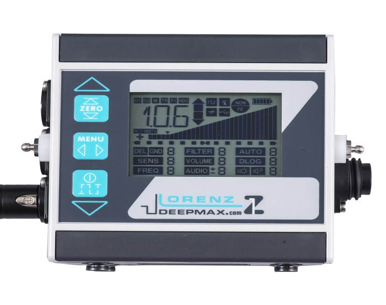 LORENZ DEEPMAX Z1 PI SİSTEMLİ (PULSE INDUCTION )